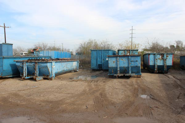 Aransas Pass Roll Off Dumpsters